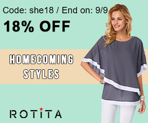 Homecoming Styles 18% off