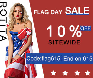 Flag Day Sale 10% Off Sitewide