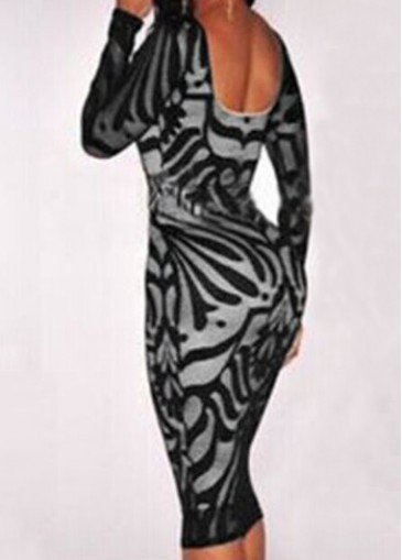 Buy online Cutout Back Lace Knee Length Dress