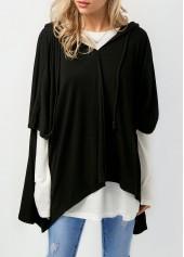 Long-Sleeve-T-Shirt-and-Asymmetric-Hem-Black-Hoodie