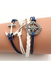 Metal-Anchor-and-Helm-Decorated-Braided-Bracelet