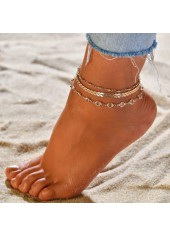 3pcs-Gold-Metal-Chain-Anklets-for-Woman