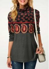 Long-Sleeve-Cowl-Neck-Printed-Sweatshirt