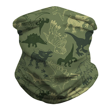Multi-purpose Neck Tube Camouflage Print Bandanas