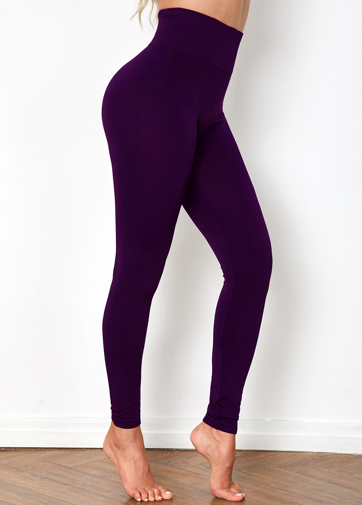 High Waist Super Elastic Legging Pants