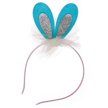 Mesh Baby Rabbit Ears Easter Headband