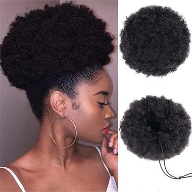 Black Short Wave Wig for Women