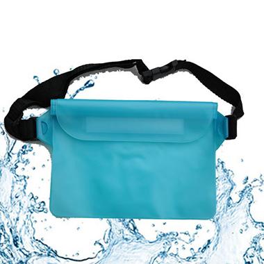 Waterproof Detail Sealed Transparent Design Storage Bag