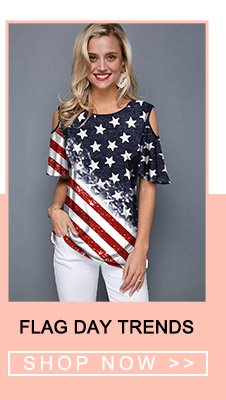 FLAG DAY TRENDS
